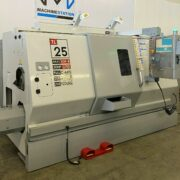 Haas TL-25 CNC Turn Mill Center for Sale in California (3)