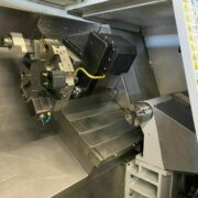 Haas TL-25 CNC Turn Mill Center for Sale in California (8)