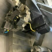 Haas TL-25 CNC Turn Mill Center for Sale in California (9)