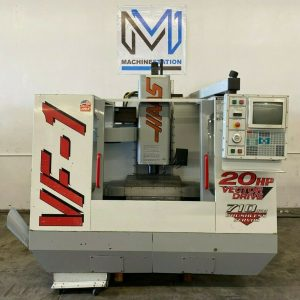 Haas VF-1 Vertical Machining Center for Sale in California (1)