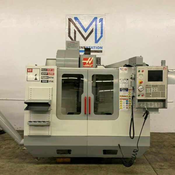 Haas VF-1B Vertical Machining Center for Sale in California USA (1)