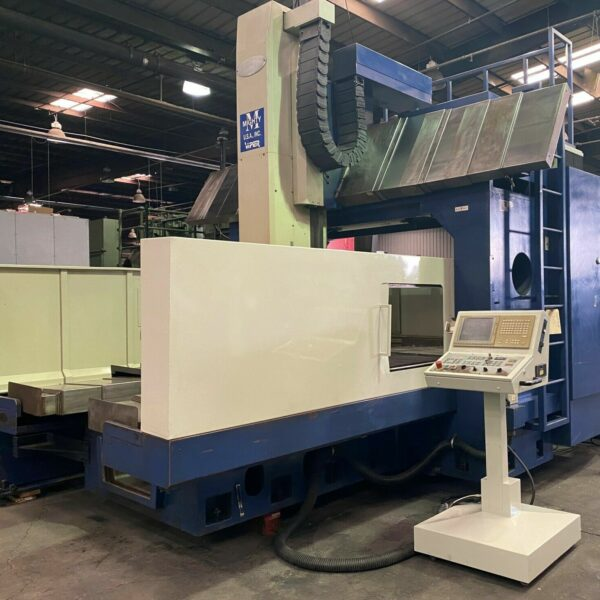 Mighty Viper DM-100 CNC Bridge Die Mold Milling for Sale in California (1)