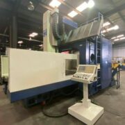 Mighty Viper DM-100 CNC Bridge Die Mold Milling for Sale in California (2)