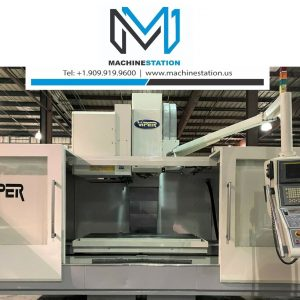 Mighty Viper VMC-1600 Vertical Machining Center for Sale in California (1)