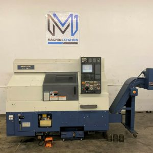 Mori Seiki CL-203B CNC Turning Center for Sale in California USA (1)