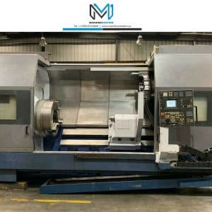 Mori Seiki SL-600CMC/2000 CNC Turn Mill