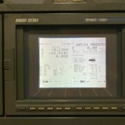 Mori Seiki SL-600CMC2000 CNC Turn Mill for Sale in California (5)
