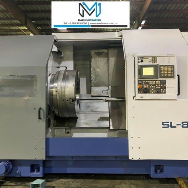 Mori Seiki SL-80 CNC Turning Center for sale (1)