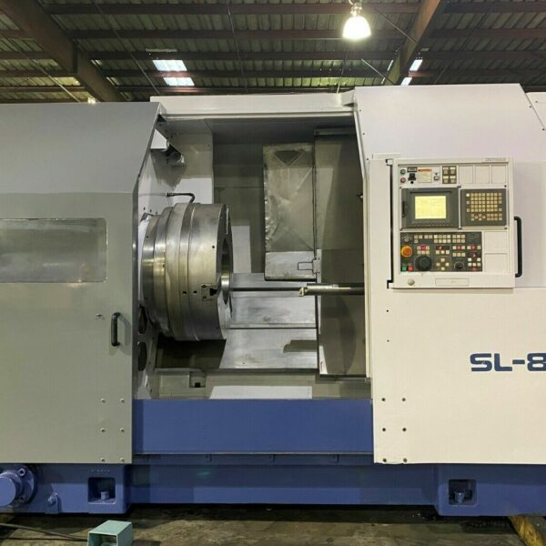 Mori Seiki SL-80 CNC Turning Center for sale in california