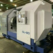 Mori Seiki SL-80 CNC Turning Center for sale in california c
