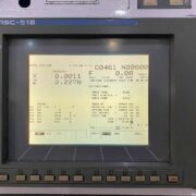 Mori Seiki SL-80 CNC Turning Center for sale in california f