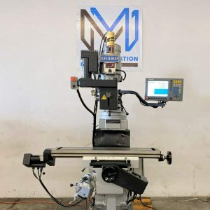 Sharp TMV-50 MP-3 3 Axis Acurite CNC Mill