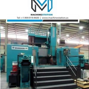 "Vanguard 78"" CNC Vertical Turning Center"