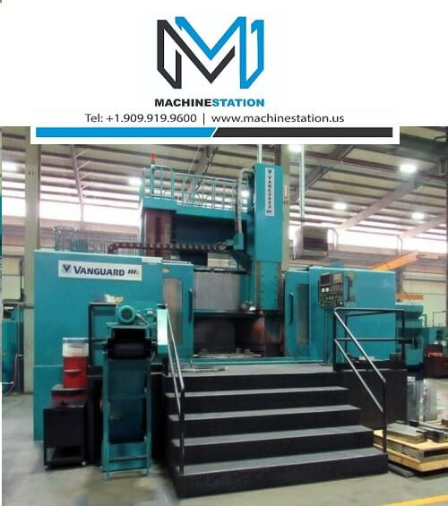 Vanguard 78 CNC Vertical Turning Center for Sale in California (1)