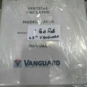 Vanguard 78 CNC Vertical Turning Center for Sale in California (9)