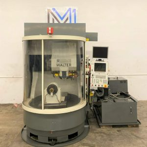 Walter Helitronic Power HMC-400 5 Axis CNC Tool & Cutter Grinder for Sale (1)