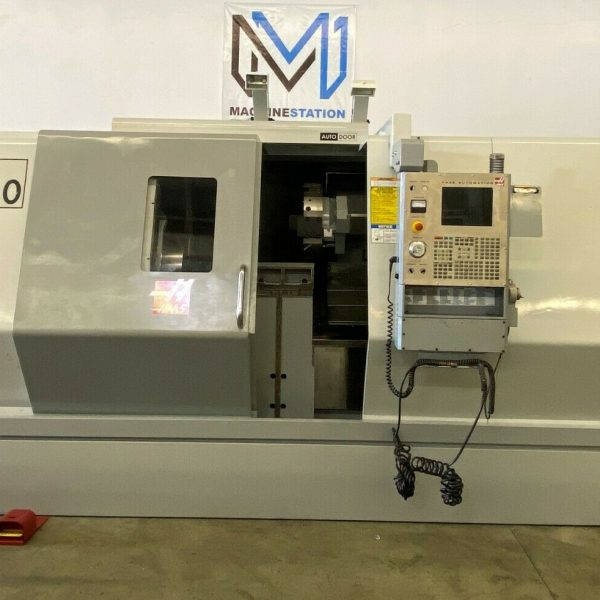 HAAS SL-40T CNC TURN MILL CENTER FOR SALE IN CALIFORNIA (1)
