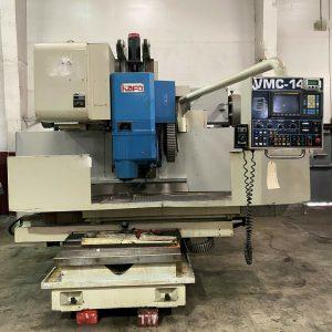 KAFO FEMCO VMC-1400 CNC VERTICAL MACHINING FOR SALE IN CALIFORNIA.(1)
