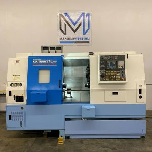 Kia SKT-21LMS CNC Turn Mill
