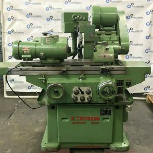 TSCHUDIN HTG-400 PRECISION SWISS CYLINDRICAL OD GRINDER FOR SALE IN CALIFORNIA.(1)