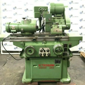 TSCHUDIN HTG-400 SWISS PRECISION OD CYLINDRICAL GRINDER FOR SALE IN CALIFORNIA.(1)