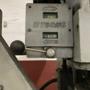 WYSONG 90-10 MECHANICAL PRESS BRAKE FOR SALE IN CALIFORNIA.(2)