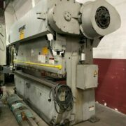 WYSONG 90-10 MECHANICAL PRESS BRAKE FOR SALE IN CALIFORNIA.(3)
