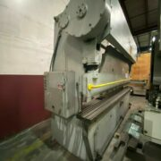 WYSONG 90-10 MECHANICAL PRESS BRAKE FOR SALE IN CALIFORNIA.(5)