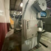 WYSONG 90-10 MECHANICAL PRESS BRAKE FOR SALE IN CALIFORNIA.(6)