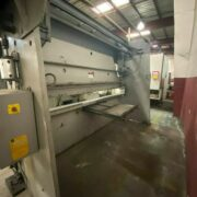 WYSONG 90-10 MECHANICAL PRESS BRAKE FOR SALE IN CALIFORNIA.(7)