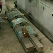 WYSONG 90-10 MECHANICAL PRESS BRAKE FOR SALE IN CALIFORNIA.(9)
