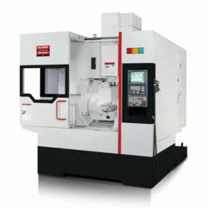 NEW QUASER MF-400C 5 AXIS CNC VERTICAL MACHINING CENTER For Sale in California (1)