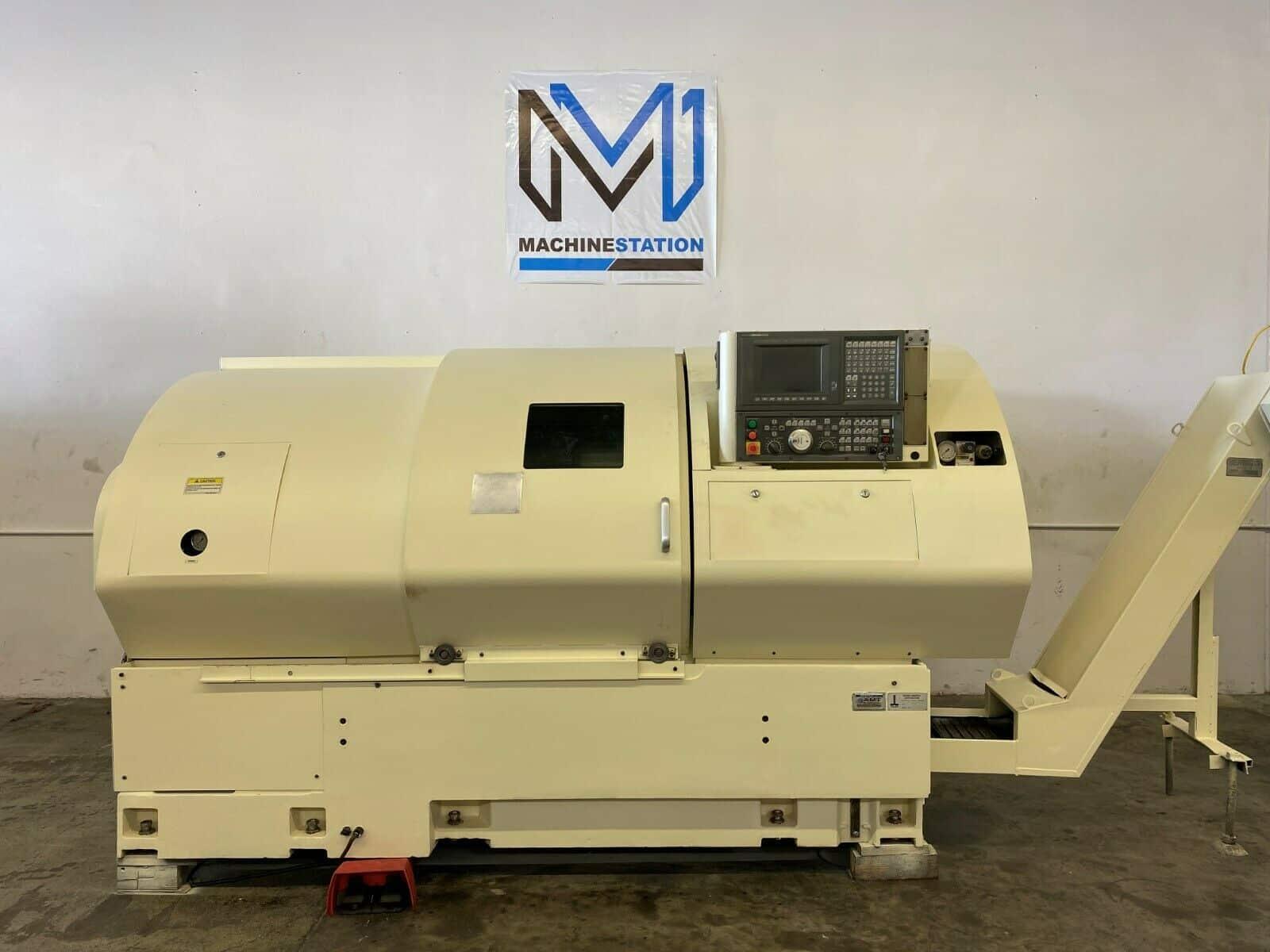 Okuma Crown 769S L1420/650 CNC Turning Center