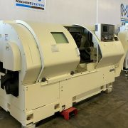 OKUMA CROWN 769S L1420650 CNC TURNING CENTER FOR SALE IN CALIFORNIA (3)