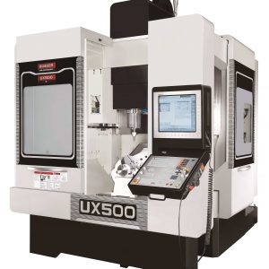 Quaser UX500C Multi Face 5 Axes Machine