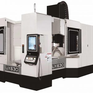Quaser UX630APC Multi Face 5 Axes Machine