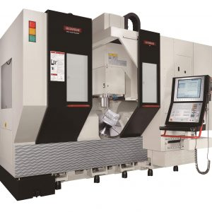 Quaser UX800P Multi Face 5 Axes Machine