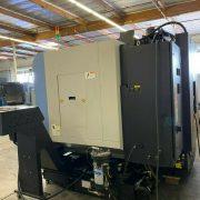 DOOSAN MYNX 5400 VERTICAL MACHINING CENTER CNC MILL 4020 TSC 4H AXIS – 2012 (12)