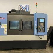DOOSAN MYNX 5400 VERTICAL MACHINING CENTER CNC MILL 4020 TSC 4H AXIS – 2012 (2)