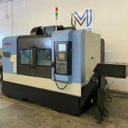 DOOSAN MYNX 5400 VERTICAL MACHINING CENTER CNC MILL 4020 TSC 4H AXIS – 2012 (3)