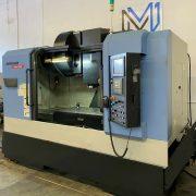 DOOSAN MYNX 5400 VERTICAL MACHINING CENTER CNC MILL 4020 TSC 4H AXIS – 2012 (5)