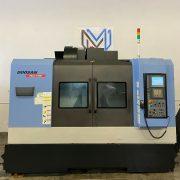DOOSAN MYNX 5400 VERTICAL MACHINING CENTER CNC MILL 4020 TSC 4H AXIS – 2012 (6)