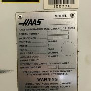HAAS SL-20T CNC TURNING CENTER FOR SALE IN CALIFORNIA (12)