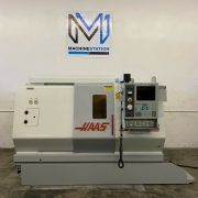 HAAS SL-20T CNC TURNING CENTER FOR SALE IN CALIFORNIA (2)