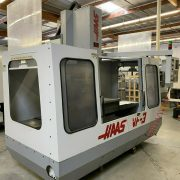 HAAS VF-3 CNC VERTICAL MACHINING CENTER 4TH AXIS READY MILL VF3 VF (4)