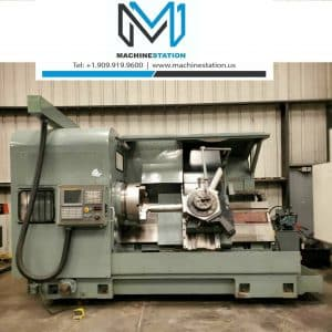 Mori Seiki SL-8 CNC Turning Center