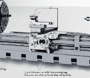 New Sharp 44120M Hollow Spindle Precision Lathe for Sale in California.