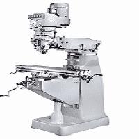 New Sharp LMV-42 Vertical Knee Mill