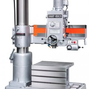 New Sharp RD-820 Radial Drill Machine For Sale in California