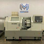 Okuma Cadet LNC10 L1420 CNC Turning Center For Sale in California (1)